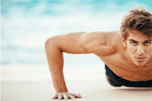 luyện tập chữa rối loạn cương dương bằng chống đẩy